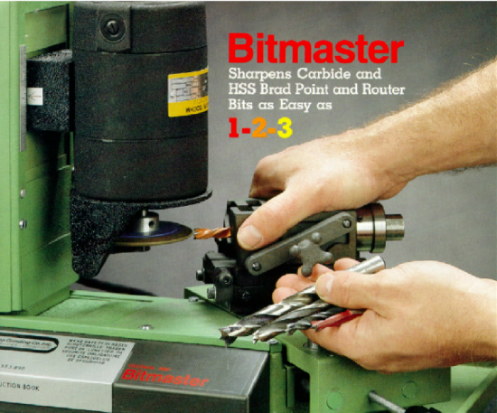 Picture of Brad Point Bitmaster