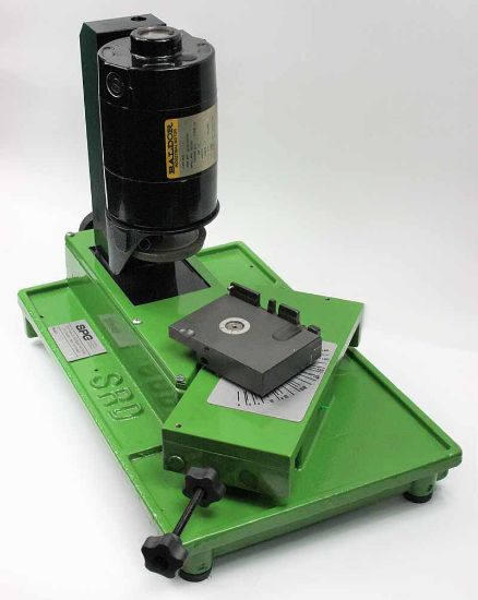 """Picture of Point split drill sizes 1/8"""" - 13/16"""" OD model 09P"""